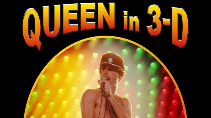 """""""Queen in 3-D"""" il libro scritto da Brian May"""