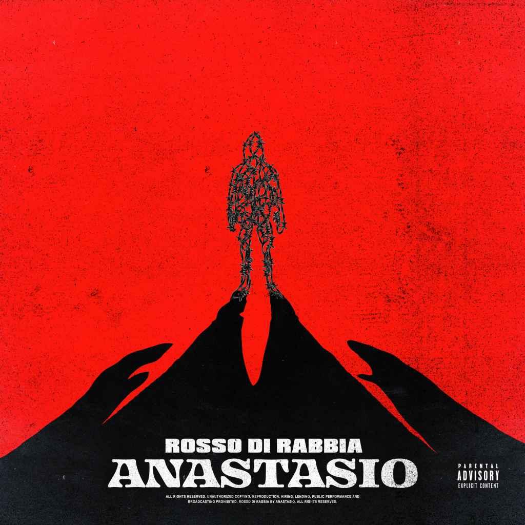 Anastasio - Rosso di rabbia