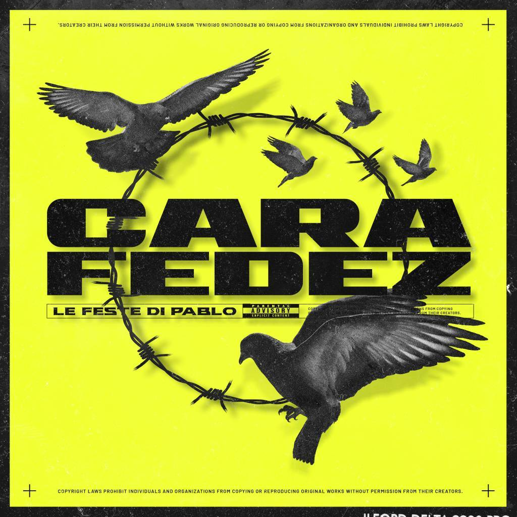 Cara & Fedez - Le Feste Di Pablo