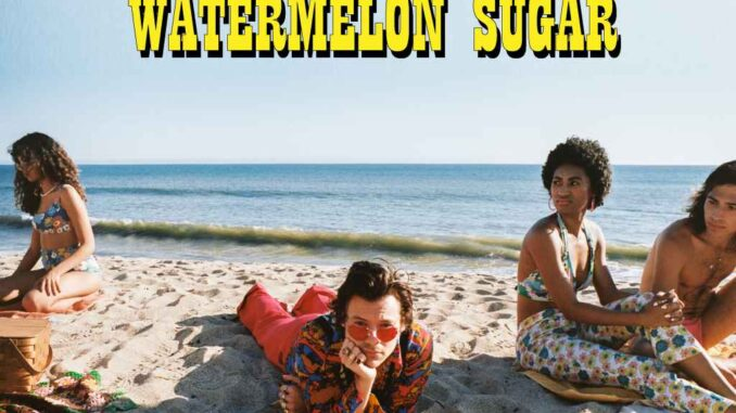 Harry Styles - Watermelon Sugar