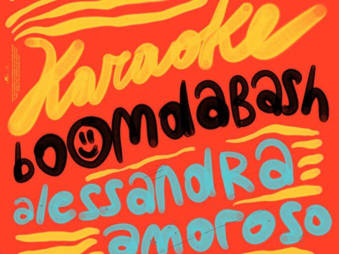 Boomdabash & Alessandra Amoroso - Karaoke