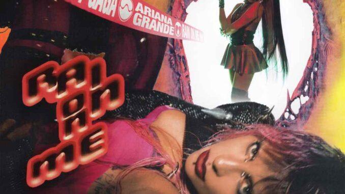 Lady Gaga Ariana Grande - Rain On Me