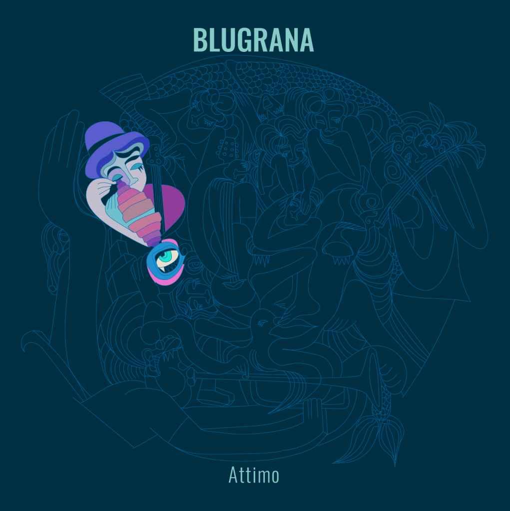 Blugrana - Attimo