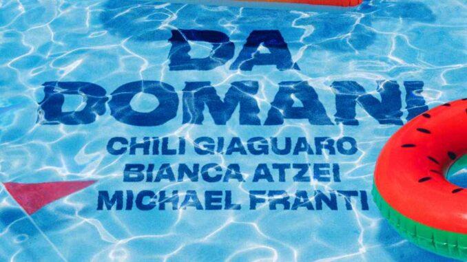 Chili Giaguaro Bianca Atzei Michael Franti - Da Domani
