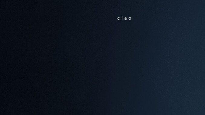 Cesare Cremonini - Ciao