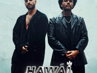 Maluma, The Weeknd - Hawái Remix - Rid