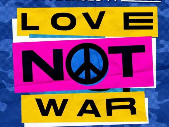 Jason Derulo, Nuka - Love Not War (The Tampa Beat)
