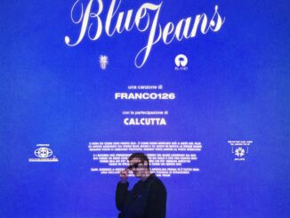 Franco126 feat. Calcutta - Blue Jeans