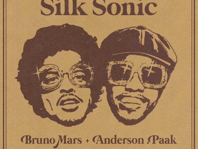 Bruno Mars, Anderson Paak, Silk Sonic - Leave The Door Open