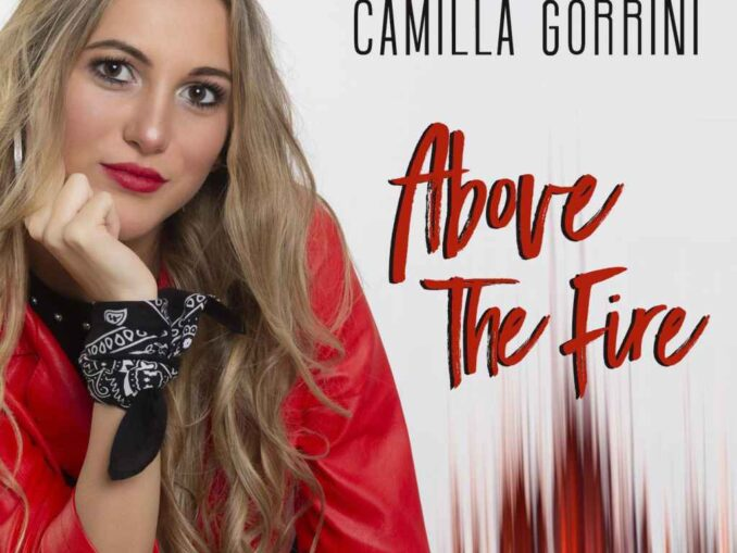 Camilla Gorrini - Above the fire