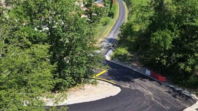 La realizzazione del nuovo percorso alternativo a Ponte Lanzone si accompagna ad alcune limitazioni.