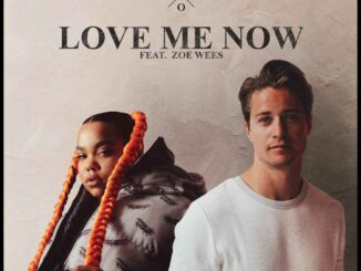 Kygo feat. Zoe Wees - Love Me Now