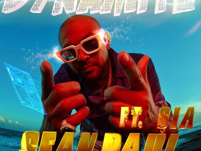 Sean Paul Feat. Sia - Dynamite